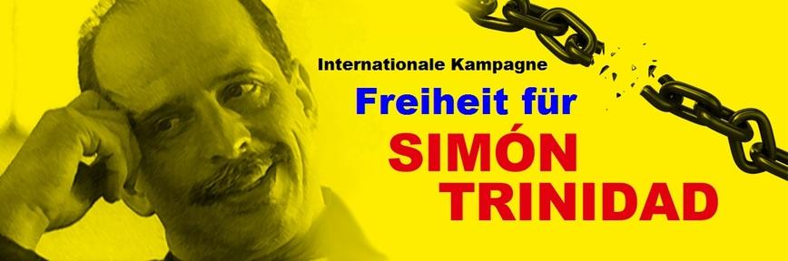 Freiheit für Simón Trinidad